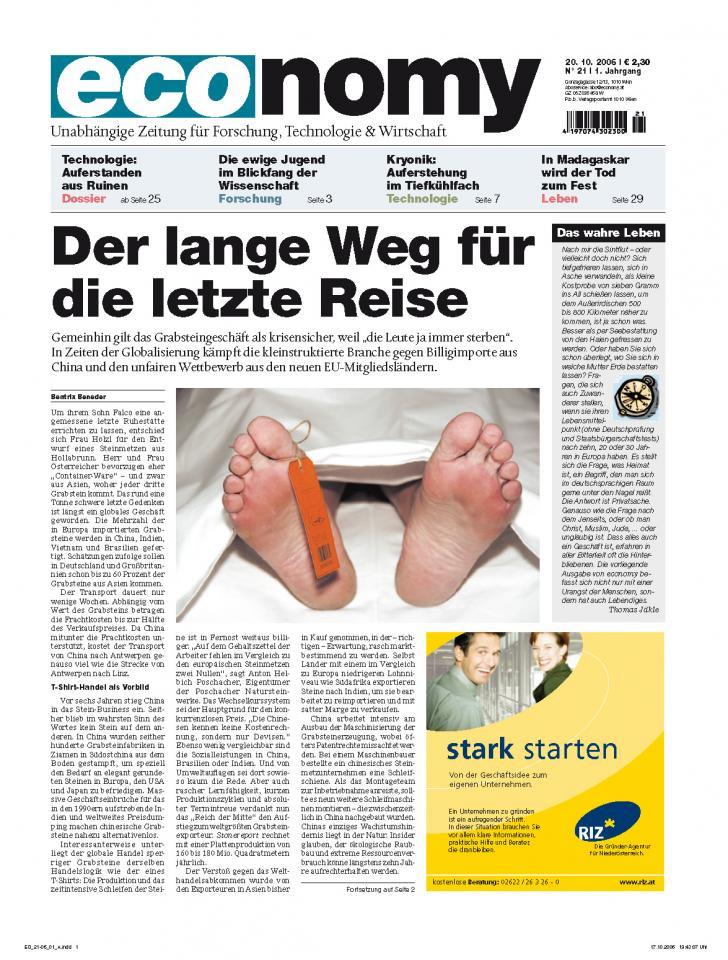 Heft Archiv 2006 - Seite 21