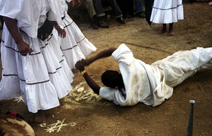 Voodoo-Rituale als neue Therapieform