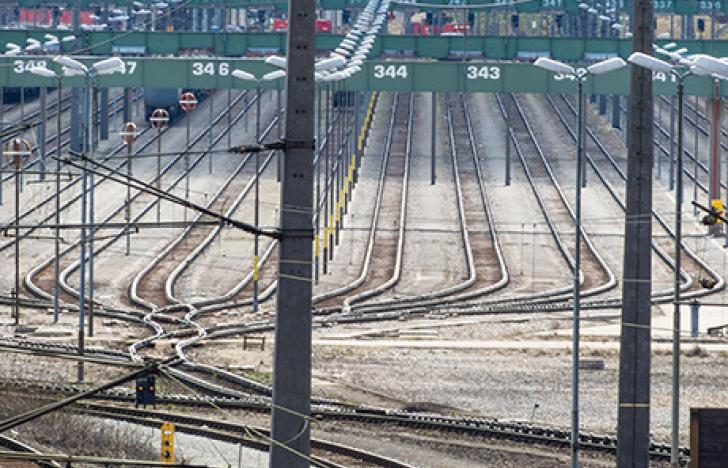 Kapsch CarrierCom installiert GSM-R-Netz für ungarische Bahn