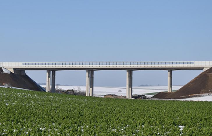 Die Brücke, die sich dehnen kann