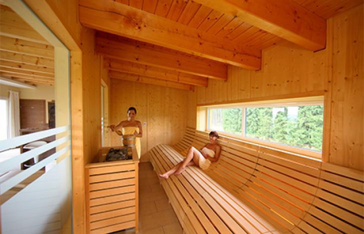 Häufiger Sauna-Besuch senkt Schlaganfallrisiko