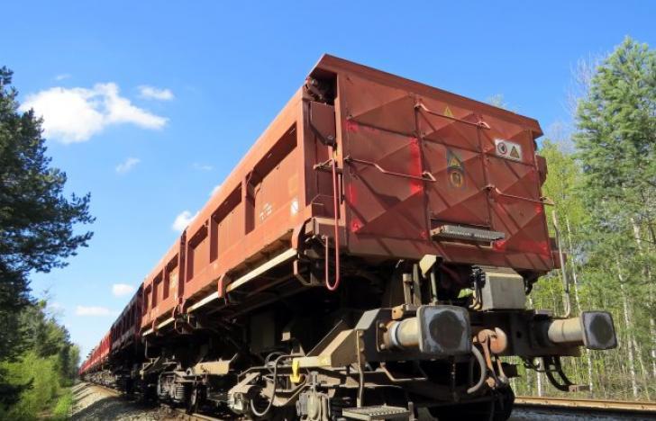 Der intelligente Güterzug