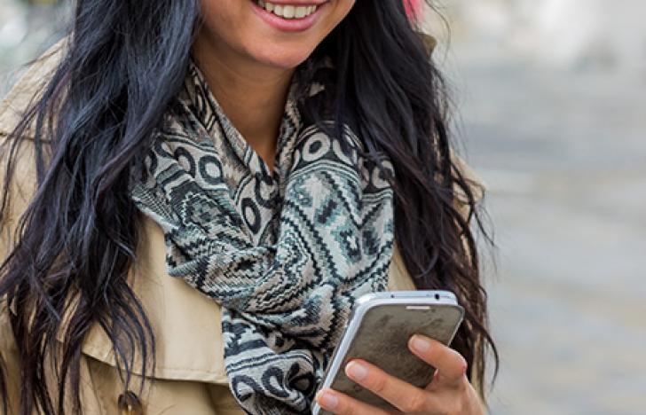 Shoppen über Smartphones steigt rasant