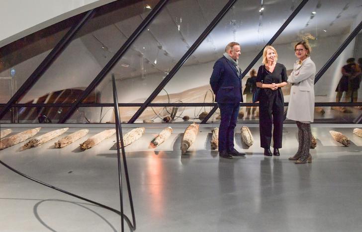 Erfolgreicher Start der neuen Landesgalerie Niederösterreich