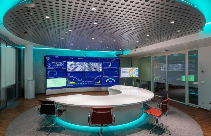 Siemens Österreich startet innovatives Campus-Netzwerk